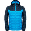 The North Face M's Thermoball Hoodie Blue Aster/Urban Navy